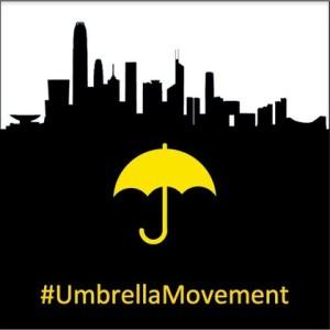 「雨傘運動」