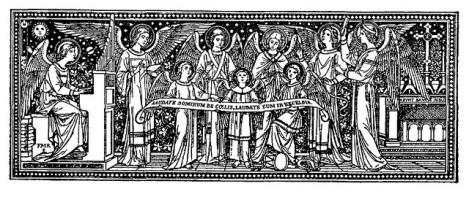 天使聖詠團