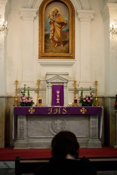 畫象及教堂建築其實是為了幫助所有人祈禱 (聖瑪加利大堂. 聖體小堂)