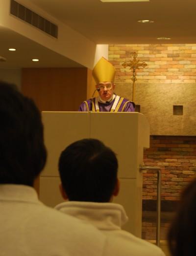 彌撒中的講道不是生活分享,而是宣講天主的道理