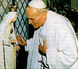 Our Lady of Fatima_JPII