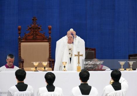 禮儀的核心是天主,不是人