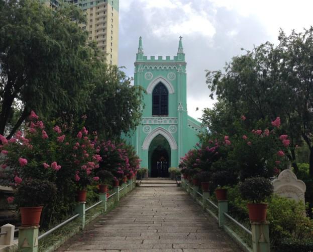 聖彌額爾小堂