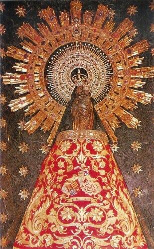 Our Lady of Pillar。(網上圖片)