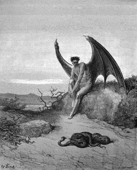 天使Lucifer(來源請點擊圖片)