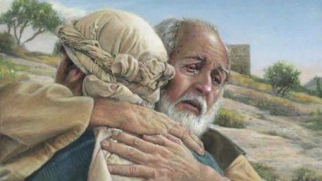 告解之嘛,咪即係重返天主嘅懷抱之嘛。(網上圖片)