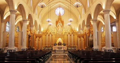 Shrine of the Most Blessed Sacrament(來源: olamshrine.com)