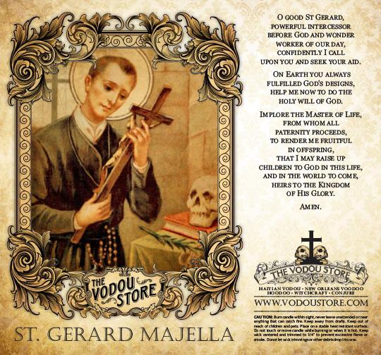 St Gerard Majella.cdr