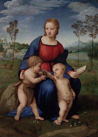 Raffaello_Sanzio_-_Madonna_del_Cardellino_-_Google_Art_Project