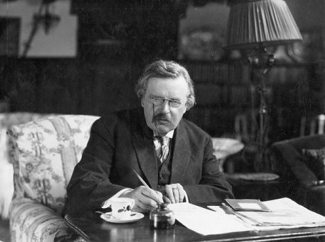 640px-G._K._Chesterton_at_work