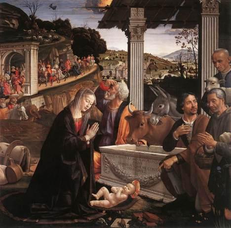 AdorationOftheShepherd-Ghirlandaio