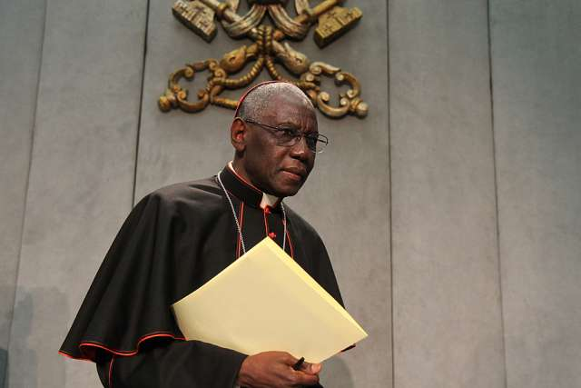 Cardinal_Robert_Sarah_Prefect_of_the_Congregation_for_Divine_Worship_and_the_Discipline_of_the_Sacraments_at_the_Vatican_Feb_10_2015_Credit_Bohumil_Petrik_CNA_2_CNA_2_10_15